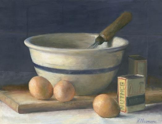 Bowl w Eggs
