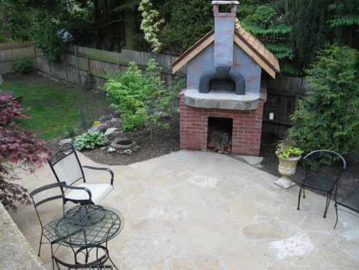 orig photo pizza oven