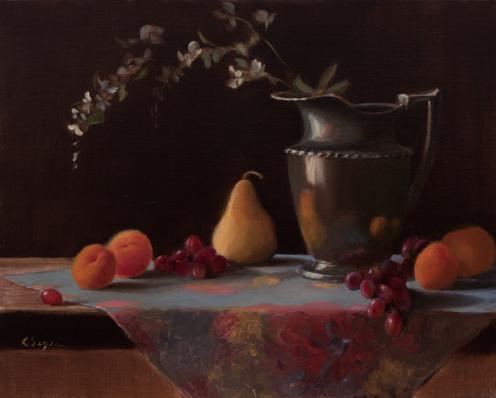 Apricots 400x500
